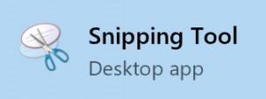Snip app